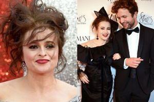 """Helena Bonham Carter zachwyca się o 20 lat młodszym chłopakiem: """"Nieoczekiwana magia w moim życiu"""""""
