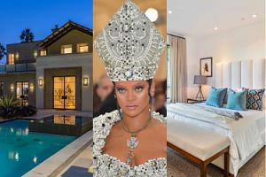 Rihanna sprzedaje dom za PONAD 28 MILIONÓW! Mieszkała w nim... półtora roku (ZDJĘCIA)
