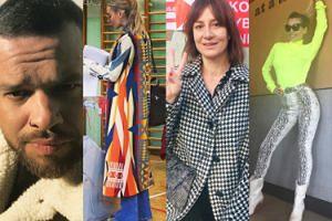 Celebryci głosują w wyborach: selfie przy urnie i walka o demokrację (ZDJĘCIA)
