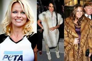 Sukces Pameli Anderson: Dzięki niej Kim Kardashian i Melania Trump przestały nosić futra