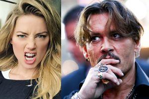 """Depp o zarzutach Amber Heard: """"Może wyglądam na głupka, ale NIE JESTEM KU*WA GŁUPI"""""""