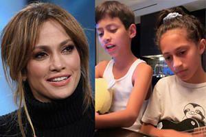 """Jennifer Lopez nagrała występ swoich dzieci. Fani: """"WOW, to było naprawdę dobre!"""""""