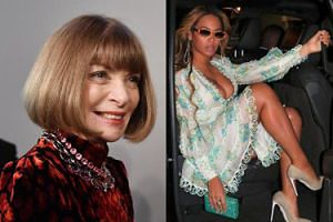 """Beyonce pojawi na OSTATNIEJ okładce """"Vogue'a"""" pod rządami Anny Wintour?!"""