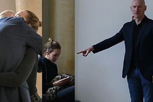 """Włodarczyk pokazuje palcem na byłą żonę... """"WINNA!"""""""