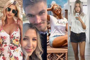 Karol Kłos ma piękną żonę. Poznajcie Aleksandrę Kłos - aspirującą youtuberkę i beauty-influencerkę (ZDJĘCIA)