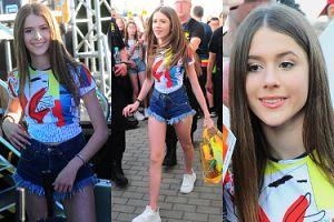 Dziewczęca Roksana Węgiel cieszy się uwielbieniem fanów na koncercie z okazji Dnia Dziecka (ZDJĘCIA)