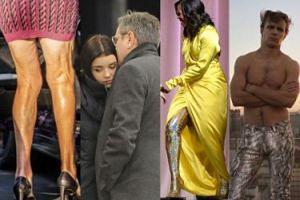 ZDJĘCIA TYGODNIA: Michelle Obama w brokacie, sesja napakowanego Musiała...