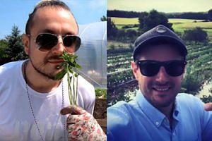 """Baron i Antoni Pawlicki promują ekologię w śniadaniówce: """"Przesadziłem cebulę, to bardzo ciężka praca"""""""