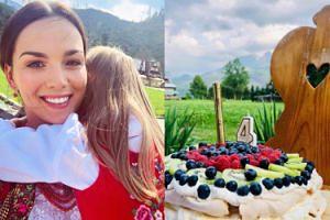 """Paulina Krupińska świętuje na Instagramie GÓRALSKIE URODZINY córeczki: """"Moja syrena"""" (FOTO)"""