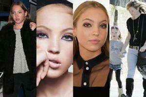Córka Kate Moss też została modelką! Podpisała kontrakt z agencją matki... (ZDJĘCIA)