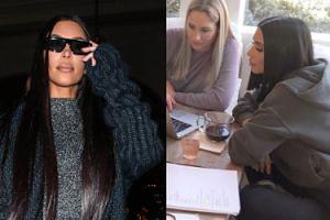 """Kim Kardashian ciężko pracuje, żeby zostać prawniczką. """"Zerwałam kontakt ze wszystkimi znajomymi"""""""