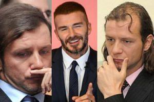 David Beckham zainspirował się Majdanem. Też przeszczepił włosy! (FOTO)