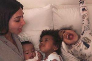 """Kim Kardashian szczerze o ciąży: """"Myślałam, że to koniec mojego życia"""""""