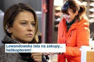"""Lewandowska na święta chwali się """"szybkimi zakupami"""". Fanki bezlitosne: """"Nie udawaj, że jesteś jedną z nas! Masz od tego ludzi!"""""""