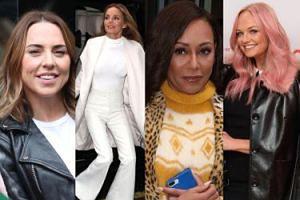 Spice Girls promują w radiu trasę koncertową (ZDJĘCIA)