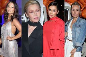 Celebrytki walczą o uwagę na pokazie marki MMC: srebrna Wieniawa, Warnke z szalonym makijażem i skromna Siwiec (ZDJĘCIA)