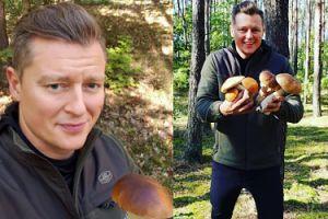 Rafał Brzozowski jako naczelny grzybiarz show biznesu. Zobaczcie kolekcję jego kapeluszy (FOTO)