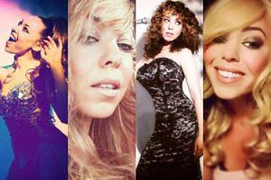 Poznajcie Jass Meagher, profesjonalną SOBOWTÓRKĘ Mariah Carey (ZDJĘCIA)