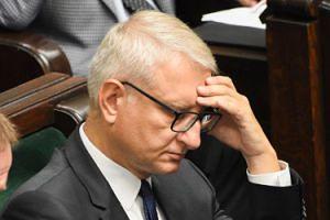 """Poseł Pięta nie poniesie kary. """"Dla prezesa Kaczyńskiego najważniejsze, że żona mu wybaczyła"""""""