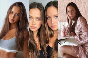 """Tak wyglądają """"najpiękniejsze siostry na świecie""""? Poznajcie Olivię i Isabelle Mathers! (ZDJĘCIA)"""