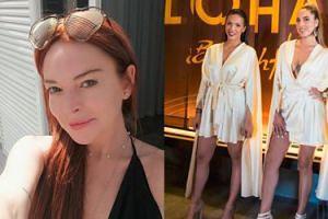 """Lindsay Lohan grozi swojej pracownicy na Instagramie: """"Załóż takie same buty albo wylatujesz!"""""""