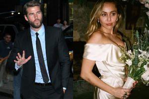 """Liam Hemsworth wyznaje romantycznie: """"Przez 10 lat tyle z Miley przeszliśmy, że postanowiłem się oświadczyć"""""""