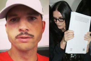 Ashton Kutcher zdradził Demi Moore DWUKROTNIE po tym, jak namawiał ją na trójkąt!