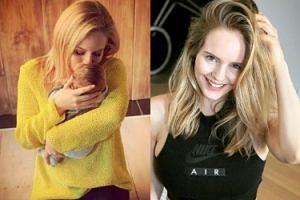 """Olga Kalicka chwali się brzuchem po ciąży: """"Za oknem coraz cieplej, postanowiłam wziąć się za siebie!"""""""