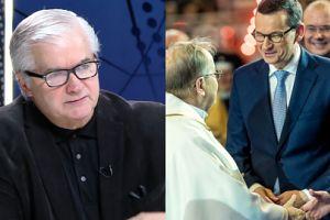 """Morawiecki zastąpi Kaczyńskiego? Cimoszewicz: """"Niestety tak, kontynuując tą samą filozofię władzy"""""""