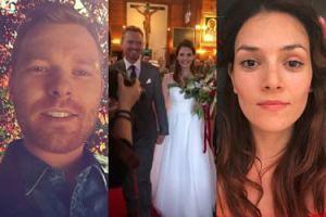 """Daniel z """"Na Wspólnej"""" ożenił się z koleżanką z planu! (ZDJĘCIA)"""
