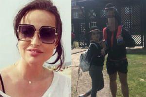 Magdalena Godlewska opublikowała rodzinne zdjęcie z obozu koncentracyjnego. Założyła góralski kapelusz (FOTO)