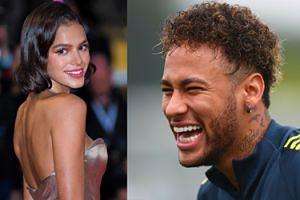 """Brazylijska modelka potwierdza rozstanie z Neymarem: """"Ta decyzja wyszła od niego"""""""