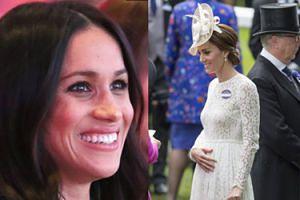 """Księżna Kate pomaga Meghan... szybciej zajść w ciążę? Dała jej """"sekretną radę"""""""