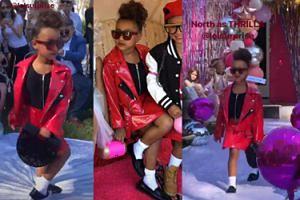 """Pięcioletnia North West została """"modelką""""! (FOTO)"""