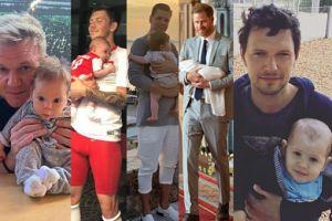 Dzień Ojca: oni zostali tatusiami w tym roku (ZDJĘCIA)