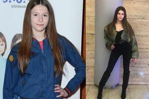 """14-letnia Roksana Węgiel skrytykowana za """"odważną"""" stylizację: """"Młoda, czy NIE ZA DUŻY TEN DEKOLT?"""""""
