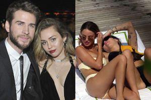 """Miley Cyrus jest """"rozczarowana"""" złożeniem przez Hemswortha pozwu rozwodowego: """"Trudno jej zaakceptować, że to uczucie JUŻ NIE WRÓCI"""""""