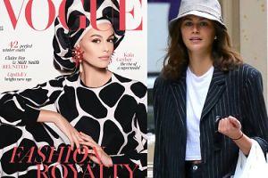 """Córka Cindy Crawford świętuje 18. URODZINY okładką i wywiadem w  Vogue'u: """"Kiedy jestem w domu, żyję życiem 70-letniej kobiety"""""""