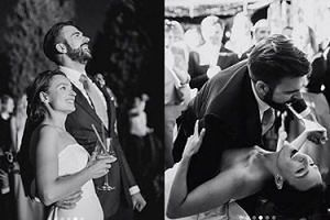 """Ania Starmach świętuje pierwszą rocznicę ślubu: """"Bajka nadal trwa a ja jestem JESZCZE SZCZĘŚLIWSZA"""""""