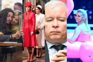 ZDJĘCIA TYGODNIA: Żyła wciąż tańczy, Szpak poszedł na randkę, a Kaczyński stroił miny w Sejmie