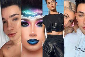 """19-latek z Los Angeles to nowy """"król makijażu"""". Robi wrażenie? (ZDJĘCIA)"""