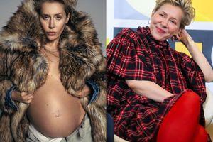 """Katarzyna Warnke o ukrywaniu ciąży: """"Dlaczego miałabym dobrowolnie chcieć stać się OFIARĄ?"""""""