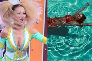 """Marcelina Zawadzka przepływa basen w Kalifornii. Fani zachwyceni: """"BOGINI"""""""
