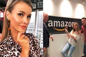 """Joanna Krupa zaczęła współpracę z Amazonem! Będzie sprzedawała """"suplementy urodowe"""" (TYLKO U NAS)"""