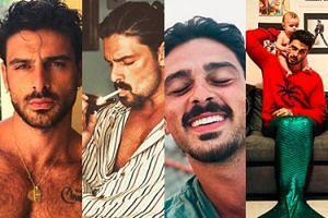 """CIACHO TYGODNIA: włoski aktor Michele Morrone, który zagra w ekranizacji """"365 dni"""" (ZDJĘCIA)"""