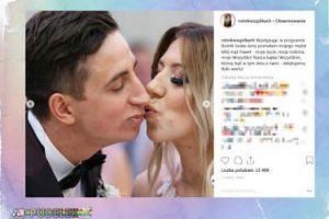 Rolniczka Małgosia pokazała zdjęcia ze ślubu