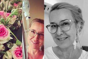 """Agata Młynarska musi zostać w szpitalu: """"Ból brzucha był nie do wytrzymania"""""""