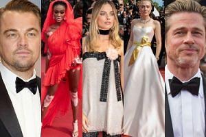 """Cannes 2019: Leonardo DiCaprio, Margot Robbie i Brad Pitt świętują premierę """"Pewnego razu... w Hollywood"""" (ZDJĘCIA)"""