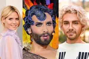 """Niemcy szykują własną wersję """"RuPaul's Drag Race"""". W jury Heidi Klum, Bill Kaulitz i Conchita Wurst!"""
