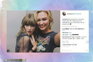 """Karlie Kloss i Taylor Swift znów są """"przyjaciółkami""""?"""